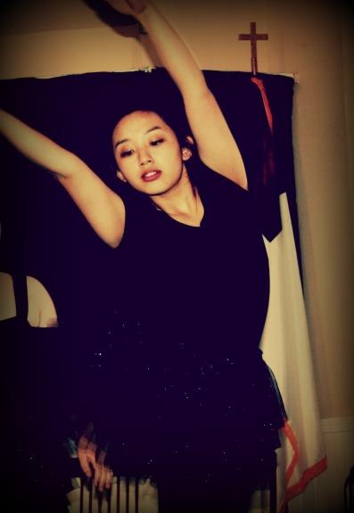 Dress rehearsal spring 2015